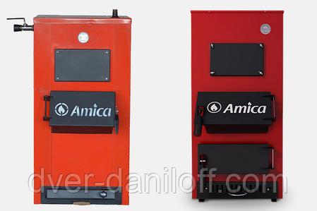 Твердотопливный котел Amica Solid 23, фото 2