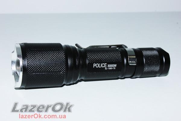 Ліхтар Police BL 1860 T6 30000W