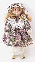 Коллекционная кукла, Германия, фарфор, 40 см 70-е, фото 1