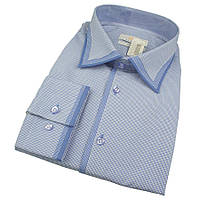 997f4f2ac6d Мужская приталенная рубашка большого размера DSB 0370 B Slim С размер 6XL