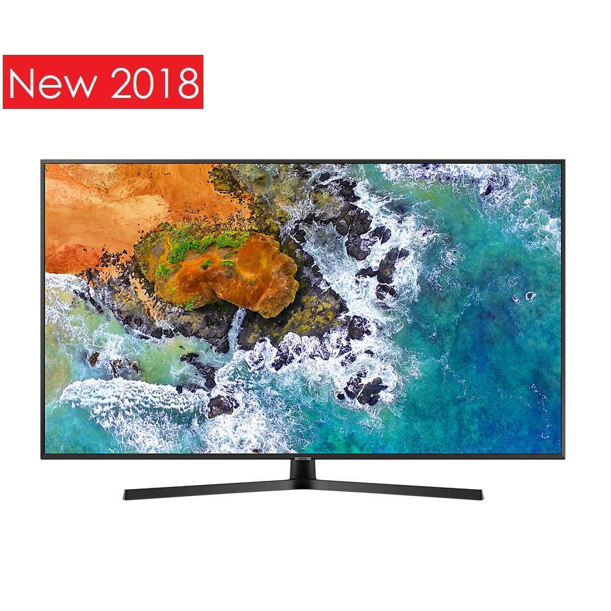 Телевизор Samsung UE50NU7400 (PQI 1700Гц, 4K UltraHD, HDR 10+, Smart, Tizen 4.0, DVB-C/T2/S2)