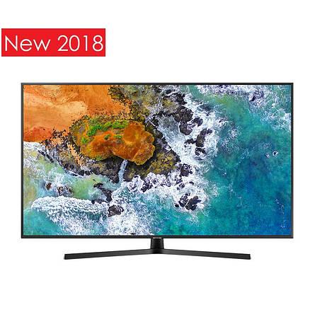 Телевизор Samsung UE55NU7400 (PQI 1700Гц, 4K UltraHD, HDR 10+, Smart, Tizen 4.0, DVB-C/T2/S2), фото 2