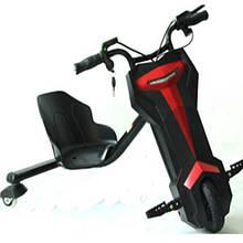 Электроскутер городской для райдеров Дрифт-карт Windtech Drift Cart 8″ Ultimate Edition Черный