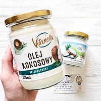 Кокосовое масло Vitanella olej kokosowy