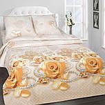 Семейное постельное белье, Идиллия, поплин 100% хлопок