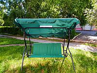 Качели садовые с навесом Ranger Relax Green