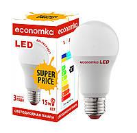 Светодиодная лампа Economka LED Super Price 15W Е27-4200К