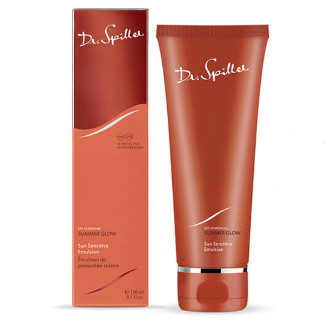 Солнцезащитное молочко Sun Sensitive Emulsion SPF 20