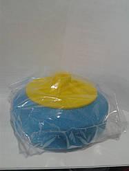 Круг полировальный голубой SOTRO резьба M14