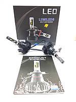 Светодионые автолампы LED X5 Lumileds Luxeon Z ES, H3, 6000LM, 6500K, 50W, 9-36V, фото 1