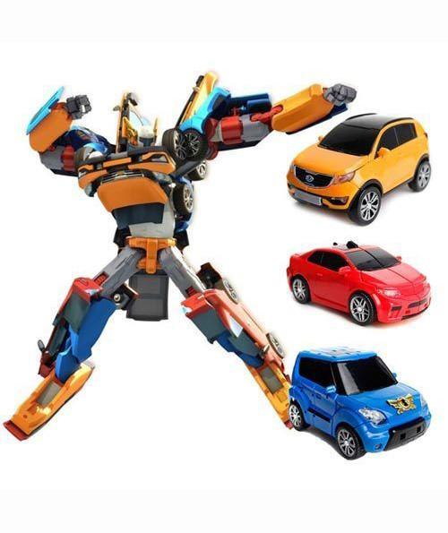 Робот - трансформер Тобот TRITAN 507