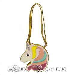 Детская сумка (Pony Gold) 3 Цвета Золотой