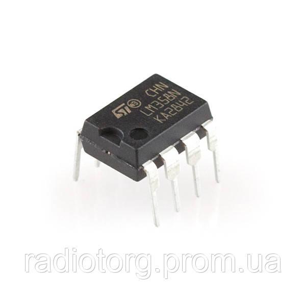 Микросхема LM358N