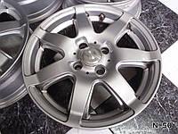 Диски R15 Reifen 4x100 6,5Jx15H2 ET37 DIA 63,4мм. KBA 46642