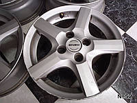 Диски Enzo R15 4x108 6,5Jx15H2 ET42 KBA 45712 (Made in Germany)