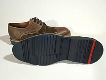 Туфли оксфорды знаменитого бренда Lloyd (Германия), фото 3