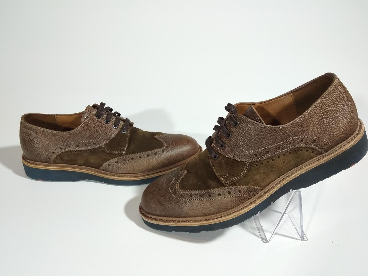 Туфли оксфорды знаменитого бренда Lloyd (Германия)
