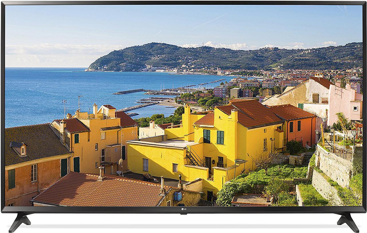 Телевизор LG 65UJ6309 (PMI 1600 Гц,4KUltra HD, Smart TV, Wi-Fi, активный HDR, Ultra Surround2.0 20Вт)