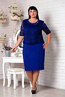 Женское платье большего размера 54-60 р., фото 1