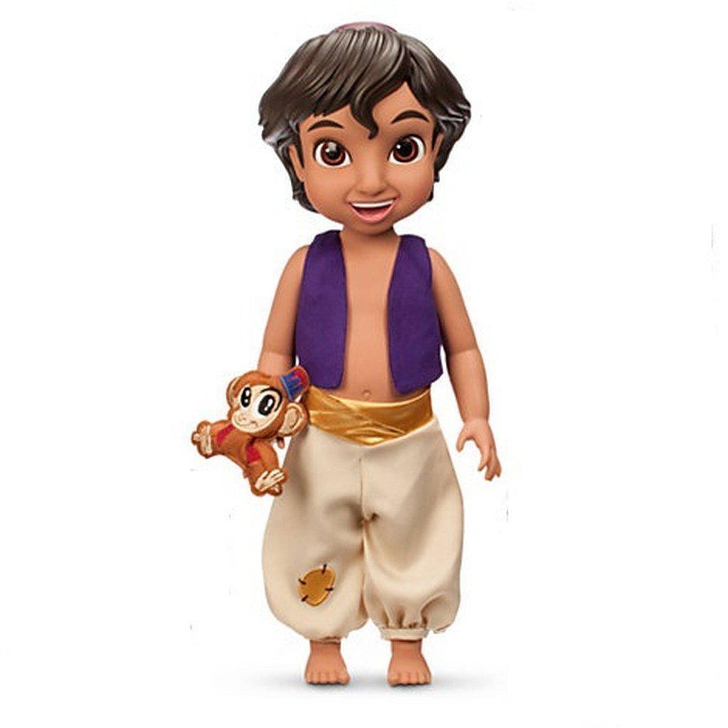 Кукла Дисней Аниматорс Алладин Aladdin Animator