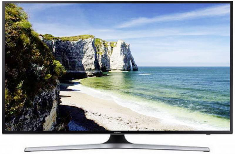 Телевизор Samsung UE75MU6172 (PQI 1300 Гц, Ultra HD 4K, Smart, Wi-Fi, DVB-T2/S2)