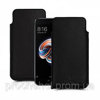 Футляр Stenk Elegance для Xiaomi Mi Note 3 Чёрный