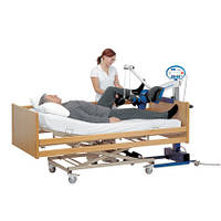Ортопедическое устройство MOTOmed letto для ног с поддержкой голеней (кроватный) 279+168)