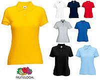 Тенниска женская FOL Lady-Fit 65 35 Polo. Футболка-поло женская. 1181788ef3