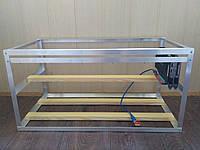 Каркас, стойка для майнинг фермы на 6 видеокарт с возможностью установки каркас на каркас