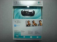 Web камера  Logitech  C270   3Mp видео HD 720P(с микрофоном) USB