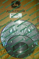Вискомуфта RE274870 Viscous Fan Drive RE188987 муфта RE71379 термомуфта RE65892 John Deere запчасти RE65891