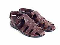 Сандалии Etor 637-13203-2 41 коричневые, фото 1