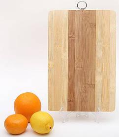 Доска разделочная бамбуковая 30*20см 950-141
