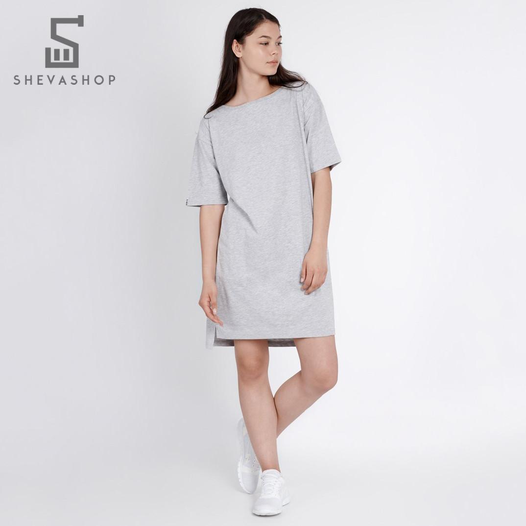 Женское платье UP MEL DRESS серое
