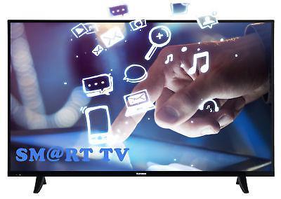 Телевизор Telefunken D39F472X4CW (39 дюймов, Full HD, WLAN, HDMI)