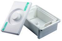 ЕДПО-10-01. Емкость-контейнер для дезинфекции мединструментов 10л.