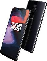 OnePlus 6 6/64GB Mirror Black Global 12 мес.