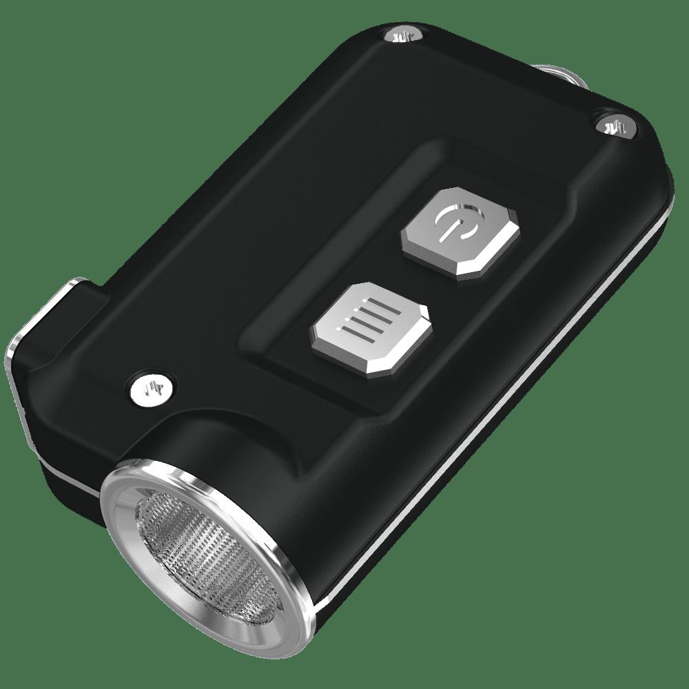 Фонарь Nitecore TINI (Cree XP-G2 S3 LED, 380 люмен, 4 режима, USB), Black