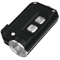 Фонарь Nitecore TINI (Cree XP-G2 S3 LED, 380 люмен, 4 режима, USB), Black, фото 1