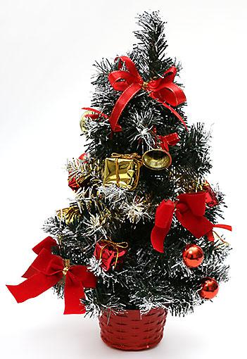 Декоративная елка в горшке, 30см 183-T43