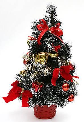 Декоративная елка в горшке, 30см 183-T43, фото 2