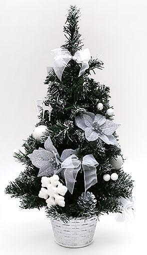 Декоративная елка в горшке, 50см 183-T53