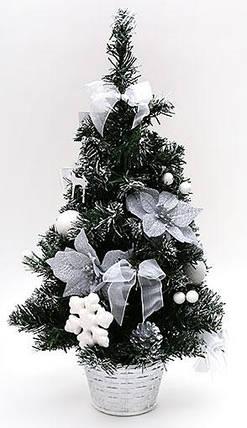 Декоративная елка в горшке, 50см 183-T53, фото 2