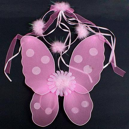 Карнавальный набор Бабочка (2 предм.) 187-K294, фото 2