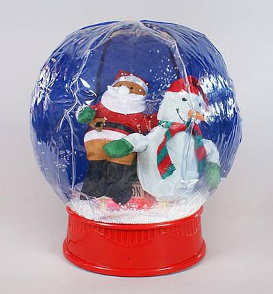 Надувающаяся фигура в форме шара, 50см 139-404, фото 2