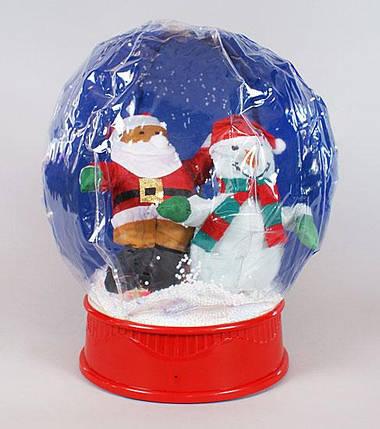 Надувающаяся фигура в форме шара, 50см 139-403, фото 2