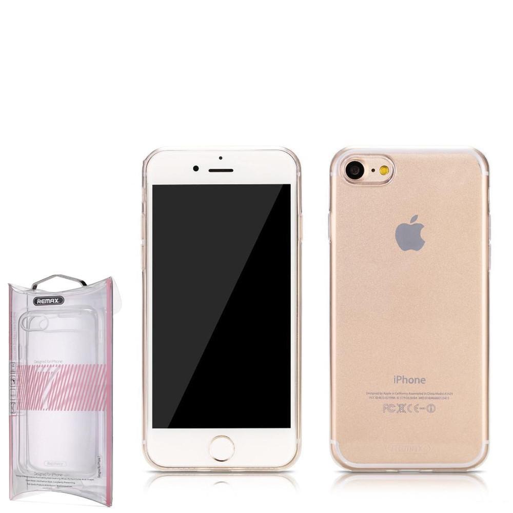 Чехол Remax Crystal iPhone 7 Transparent