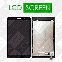 Дисплей + тачскрин для планшета Huawei MediaPad T3 8 KOB-L09 KOB-W09, черный, WWW.LCDSHOP.NET