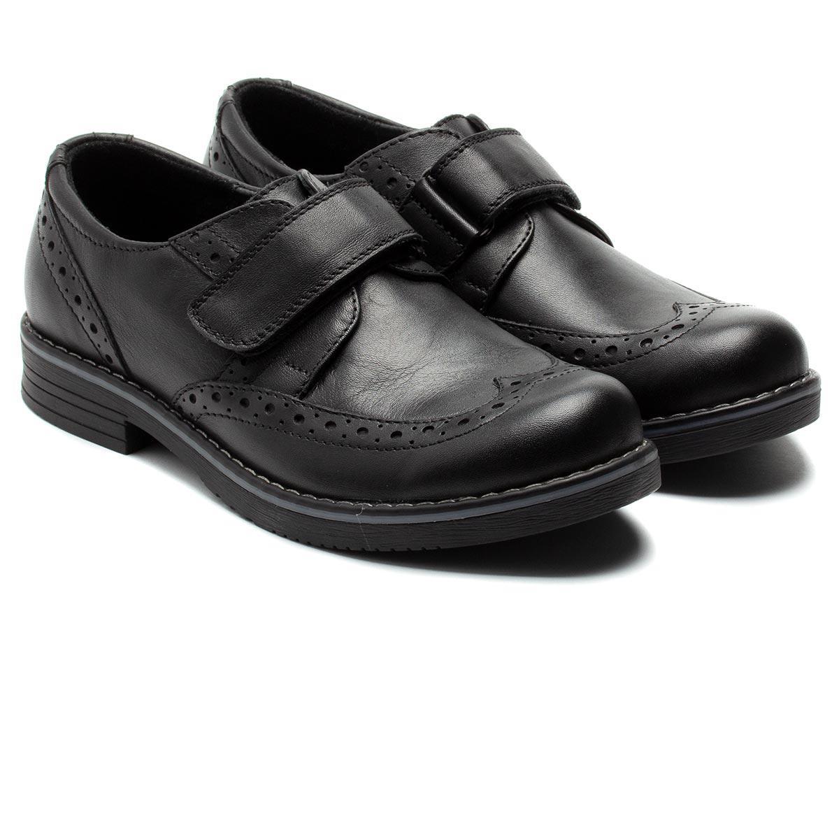 Туфли FS Сollection кожаные для мальчика, размер 32