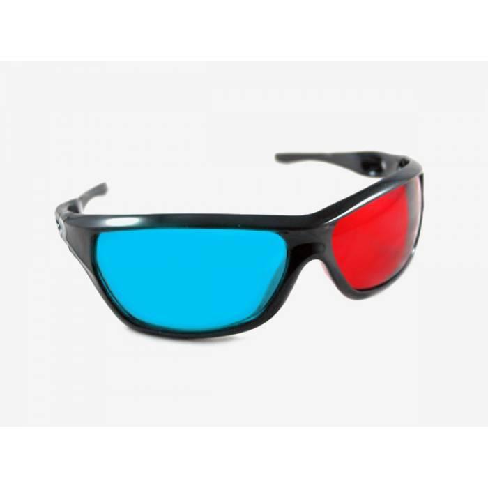 Анаглифные стерео очки 3D dbb99e2ce3c91